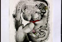 MY WORK.Nuduri.3/Nudes.3/Nus.3/Akte.3/Nudi.3 / Nuduri. Compozitii cu nuduri, in principiu mai complexe si nu neaparat cu tema erotica. Sau nu doar erotica...