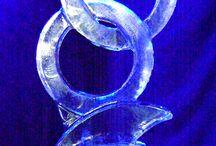 Wedding Ice Carvings