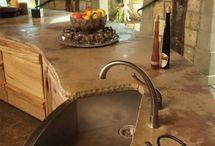 Home - Kitchen / by Diana Villabon-Perez