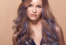 Spring/Summer Collection / Great Lengths Hair Extensions Accent Colors