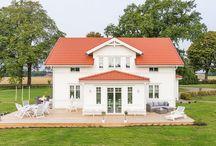 Villa/Häuser von aussen Architektur