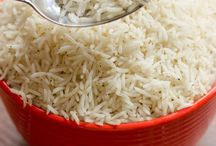 Rice Dishes & Tips