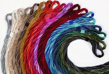 Mix & Match Tiebacks / 18 twisted colours! 730mm embrace