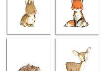 Art ideas - Animals