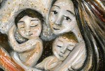 Ser Madre / by Michelle Cabrera Diaz (AKA Kira Amalthea)