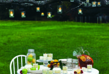 Outdoor Living / Outdoor living spaces for relaxing and entertaining.