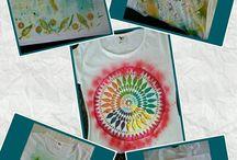 Z dílny naší Jenny - Malování na textil