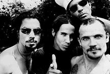 Red hot chili peppers / My favorite bandd