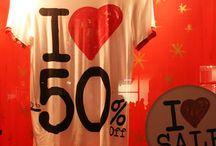 Window shop sale
