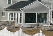 Sunrooms and Screened Areas
