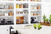 pantry / kitchen decor