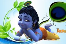 """☆¸•°*""""*°•¸☆Happy Krishna Janamastmi 2013☆¸•°**°•¸☆ / """"Pure love for Krishna is eternally established in the hearts of all living entities. It is not something to be gained from another source. When one purifies his heart by hearing and chanting about Krishna, that pure love naturally awakens."""""""