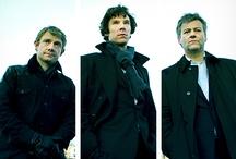 Elementary, my dear Watson... / Sherlock Holmes is my Division.