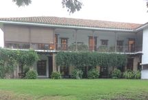 Hacienda Oriente. Palmira, valle del Cauca, Colombia / Casa y jardines de la hacienda