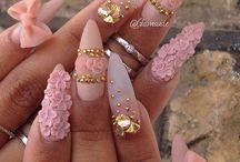 Nails Nails Nails. <3