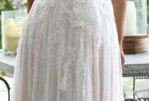 plus wedding gown