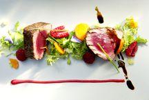 gourmet / ideas para emplatar espectaculares