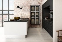KITCHEN / great kitchen inspiration for our future kitchen-to-be.  / by Amanda Højme Nielsen
