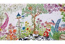 Jardim Secreto/Johanna Basford