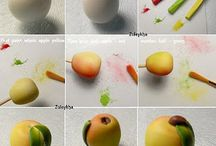 food polymer clay tutorial
