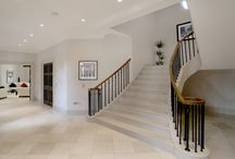 Sweeping Staircases / Make a grand entrance on a sweeping staircase! View some of our homes for sale in Cheshire.