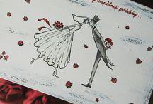 weeding gift (made by Love Domowe) / Wedding gift idea