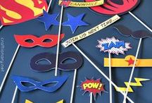 Super Hero Girls Party Ideas