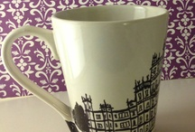 CREATIVITY | Drawn mugs