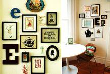 frames / by Leah Clark