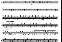 Music Sheet / by Michel Rocks