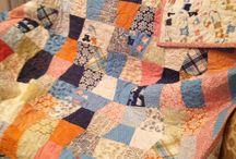 Bonnie Hunter Tumbler Quilt Challenge