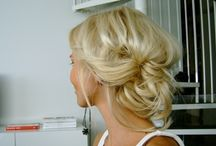 cute hair / by Marisha Drury