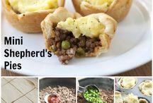 mini sheperds pie