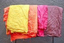 Crafts - Dyeing / by Janine Gibson