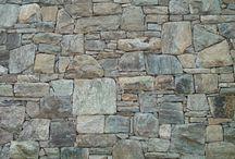 Muur steen
