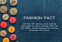 Fashion Facts / From the history of the leather jacket to how the herringbone pattern got its name, we love reading interesting things about fashion, don't we? #FashionFacts