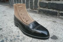 - Chaussures Anciennes - / Divers paires de chaussures ancienne