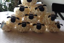 Shaun the sheep party