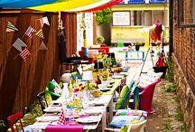 CARNAVAL [Ideias para decoração temática] / Carnaval, fantasia, fantasia de carnaval, confete, serpentina, como reaproveitar confetes, confetes na decoração, decoração de festa para carnaval, decoração carnavalesca, almoço de carnaval, mesa para carnaval, ideias de decoração para carnaval