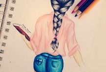Mode tekenen
