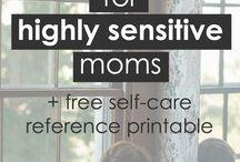 Moms Self Care / Self-Care Strategies for Moms.
