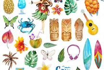 Clipart & Graphics | Summer