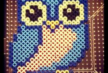 Perler bead patterns / by Kathleen Yoneyama