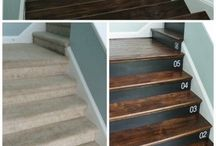 Home Reno - stairs