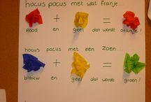Thema: kleuren