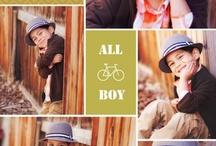 Jennifer's Lifestyle Inspiration : Little Lads Portraits