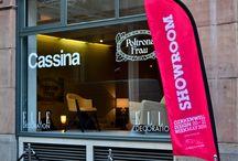 Cassina at Clerkenwell Design Week 2014