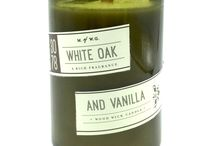Makers of wax goods candles / Totally for these candle