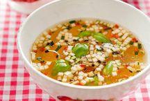 recepten - soepen