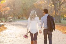 Fall Engagement Session Outfit Inspiration
